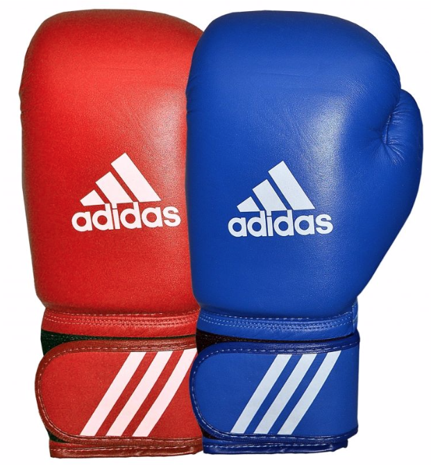 Adidas AIBA Boxing Gloves