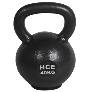 Classic Black Kettlebells **Available IN-STORE ONLY**