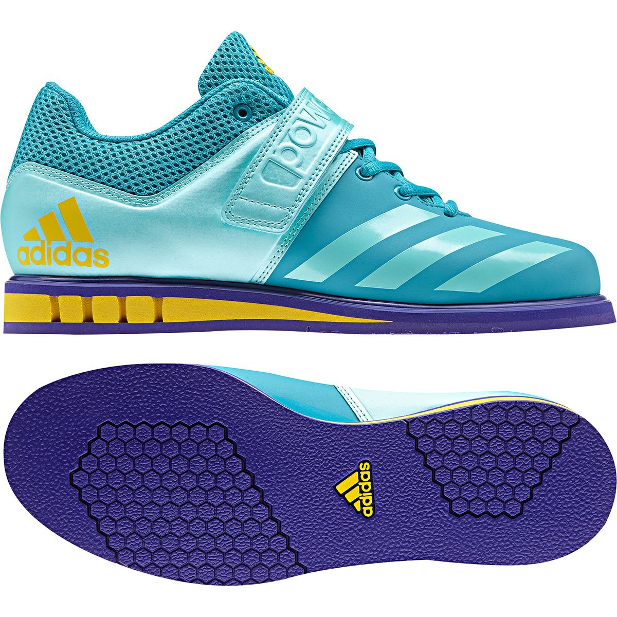 Adidas Womens Powerlift 3.1 Weightlifting Shoes