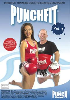 Punch Punchfit Vol.1 DVD