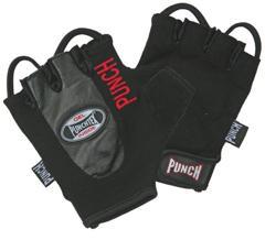 Punch Ladies Gym Gloves