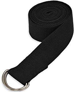 Gaiam Athletic Max Strap Black 10ft