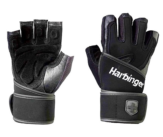 Harbinger Womens Wristwrap Gloves