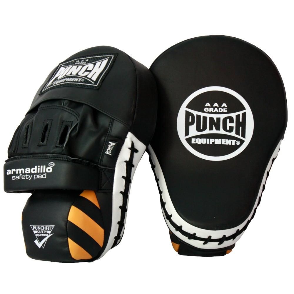 Punch Armadillo Safety Focus Pads