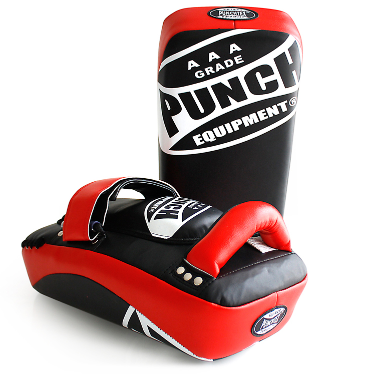 Punch Trophy Getter Curved Thai Pads