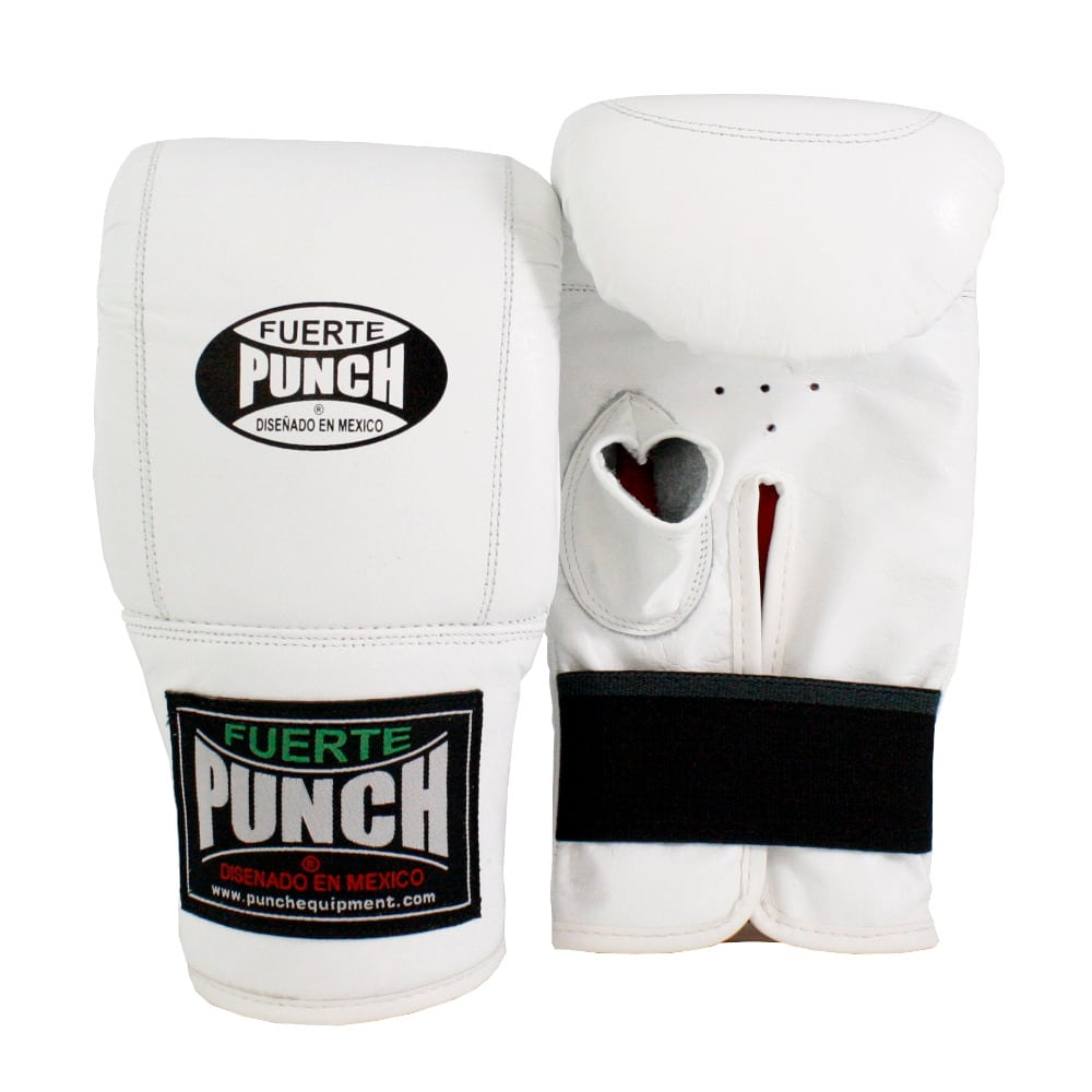 Punch Mexican Fuerte Boxing Mitts
