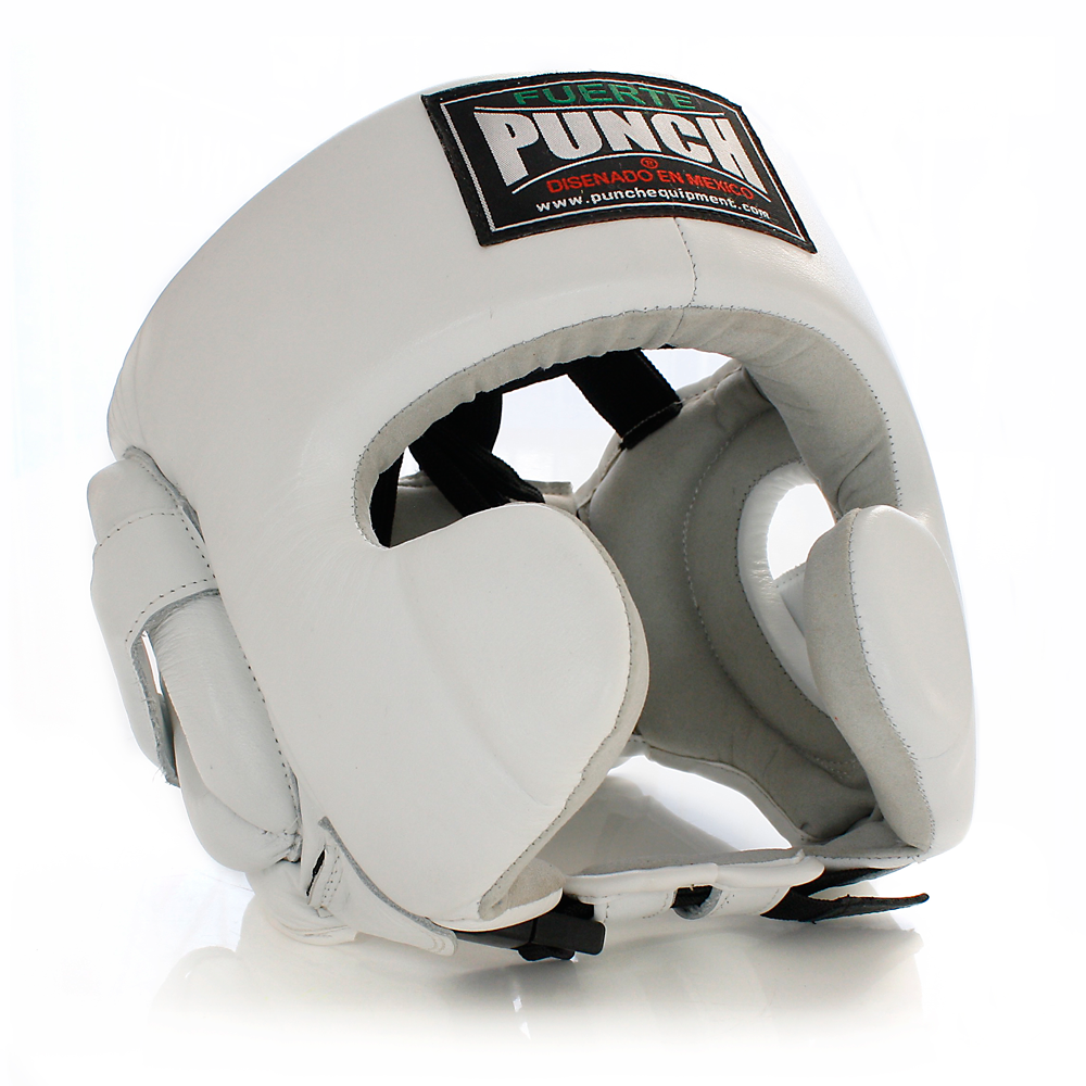 Punch Mexican Fuerte Pro Boxing Head Gear