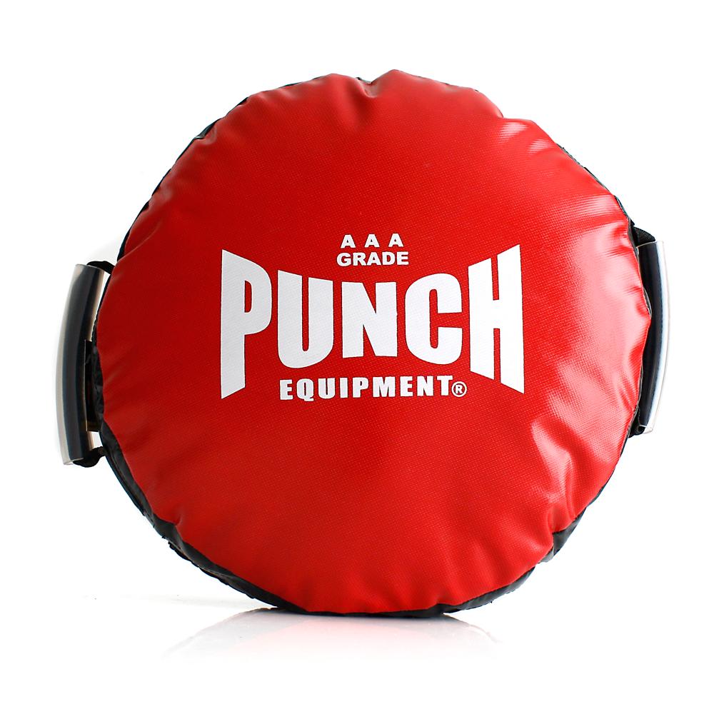 Punch Trophy Getter Round Shield