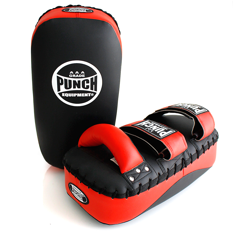 Punch Trophy Getter Straight Thai Pads