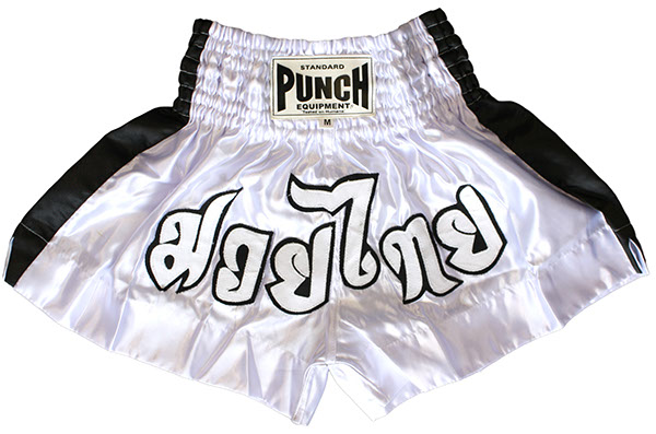 Punch Standard Thai Shorts - Multiple Colours