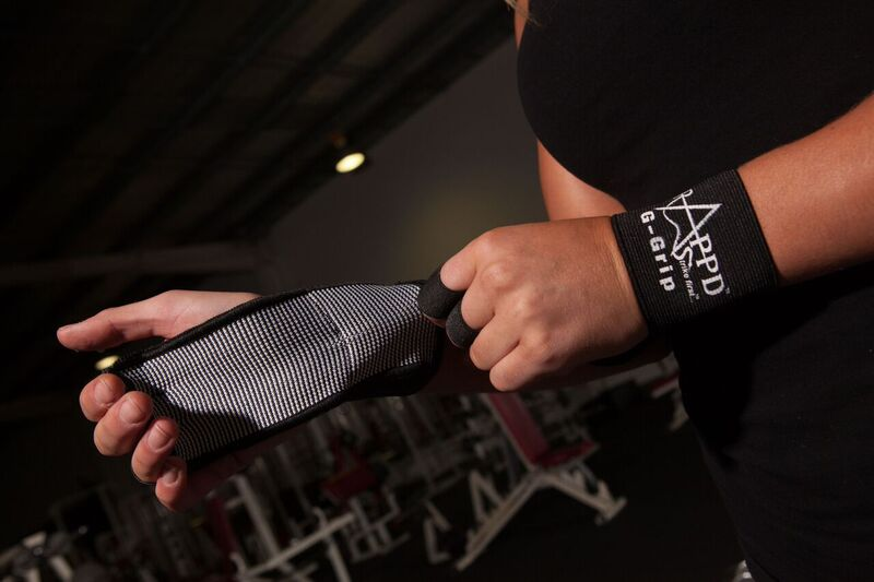 Rappd G-Grip Crossfit Palm Protector