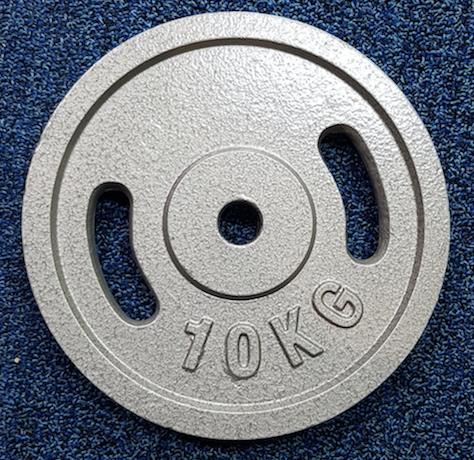 Steel Weight Plate **Available IN-STORE ONLY**
