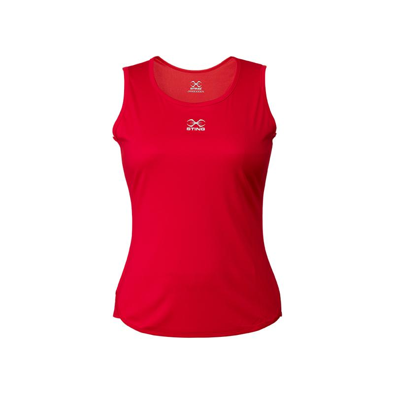 Sting Mettle Womens Boxing Competition Top