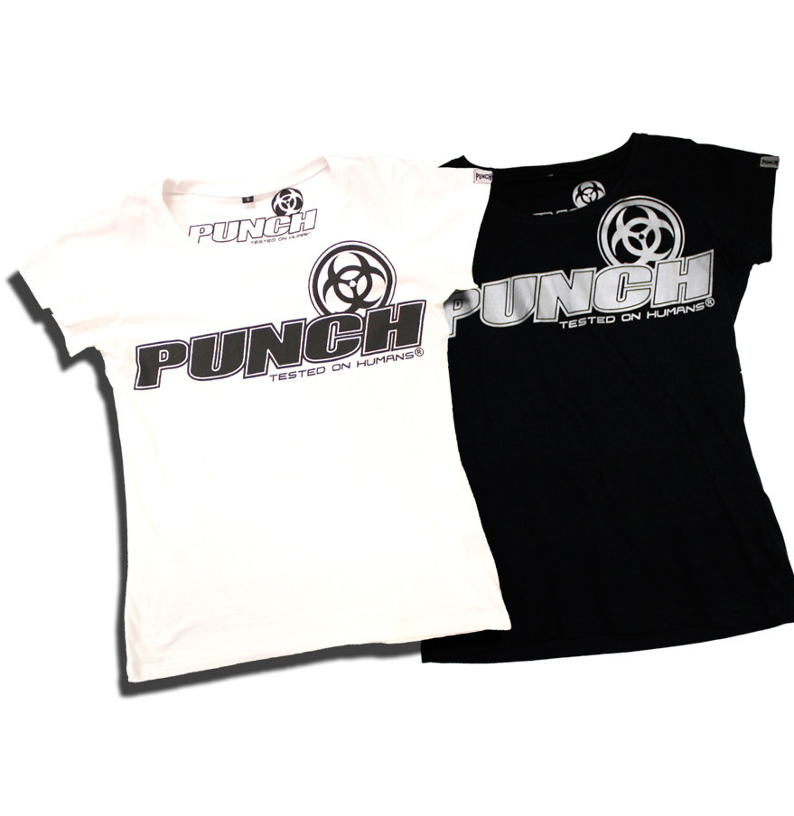 Punch Urban Ladies T-Shirt