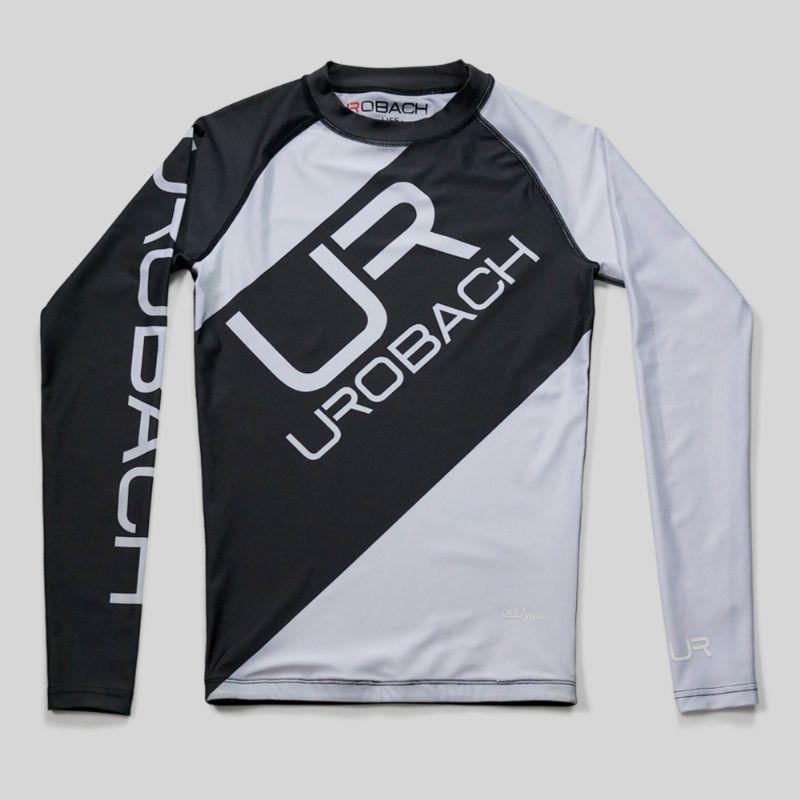 UROBACH Belt Coloured Rash Guard