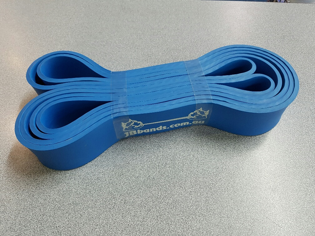 2m Agility Band Blue