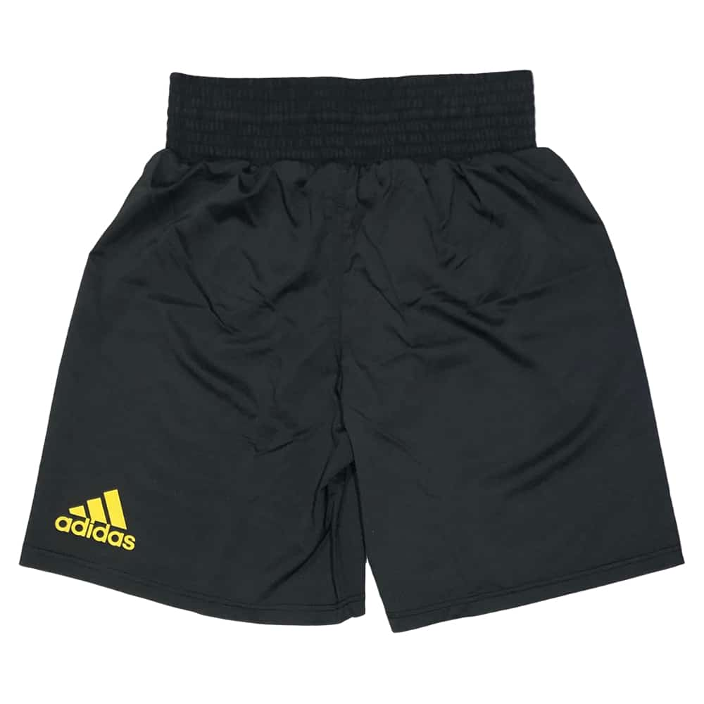 Adidas Multi Boxing Shorts Micro Black