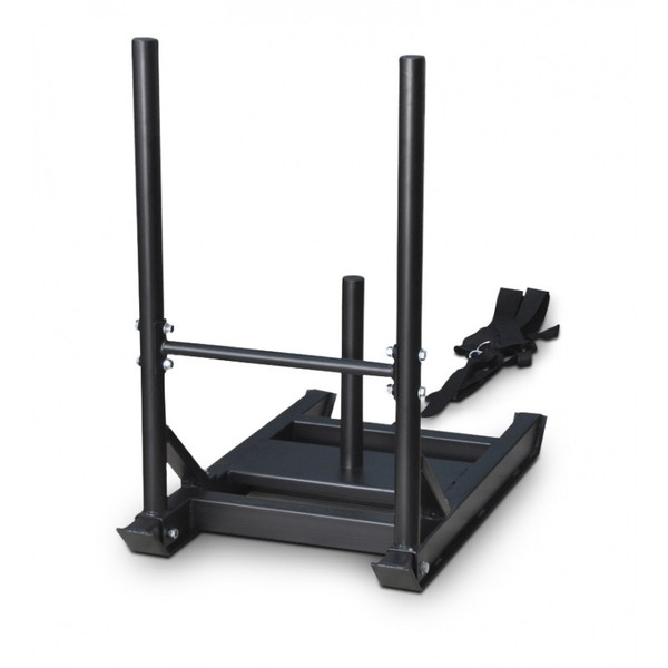 Bodyworx Push Pull Sled with Harness