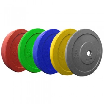 Bumper Plate Coloured **Available IN-STORE ONLY**