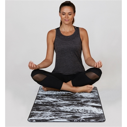 Gaiam Performance Premium Support 6mm Yoga Mat