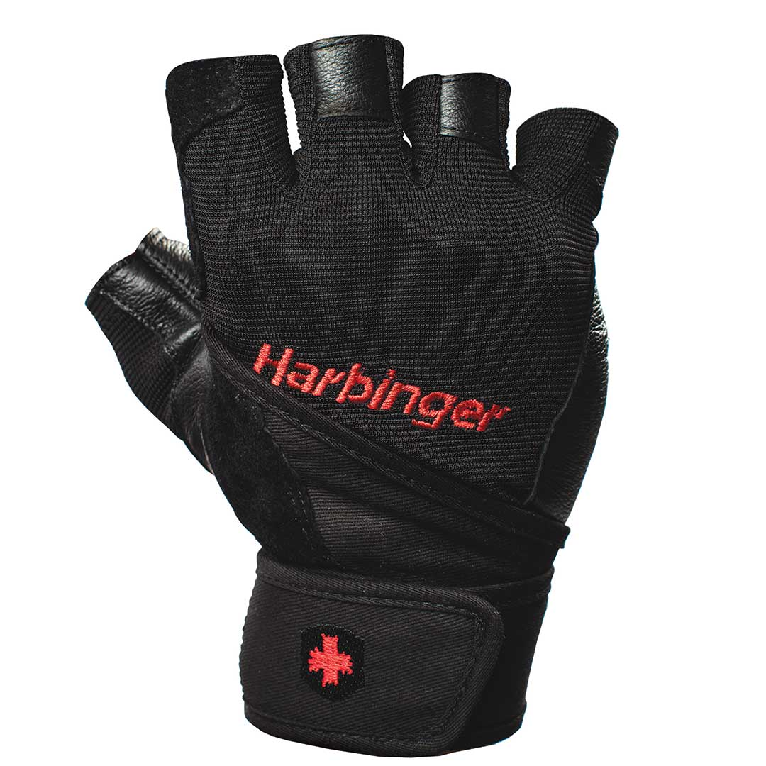 Harbinger Pro Wristwrap Weight Gloves