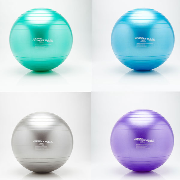 Loumet Fitness Ball Pro - Size Options