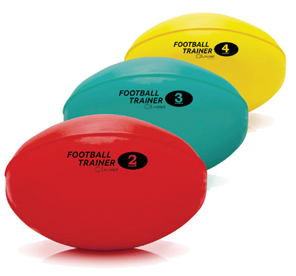 Loumet Medicine Ball Football Trainer