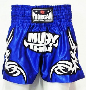 Morgan Kickboxing Shorts Aztez Warrior
