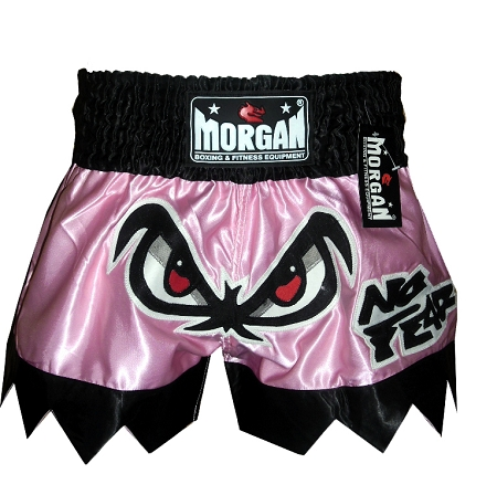 Morgan Muay Thai Shorts Fearless Girls