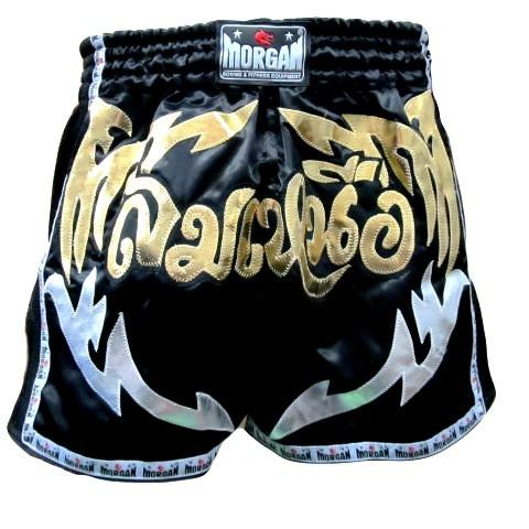 Morgan Retro Elite Muay Thai Shorts