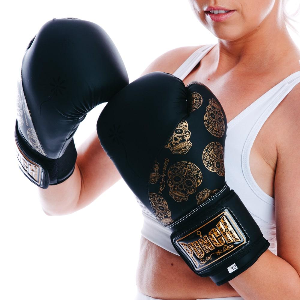 Punch Womens Boxing Gloves Merilyn Art