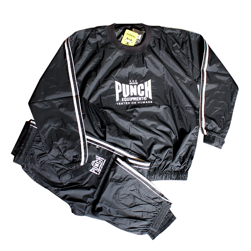 Punch Steamer Sweat Suit