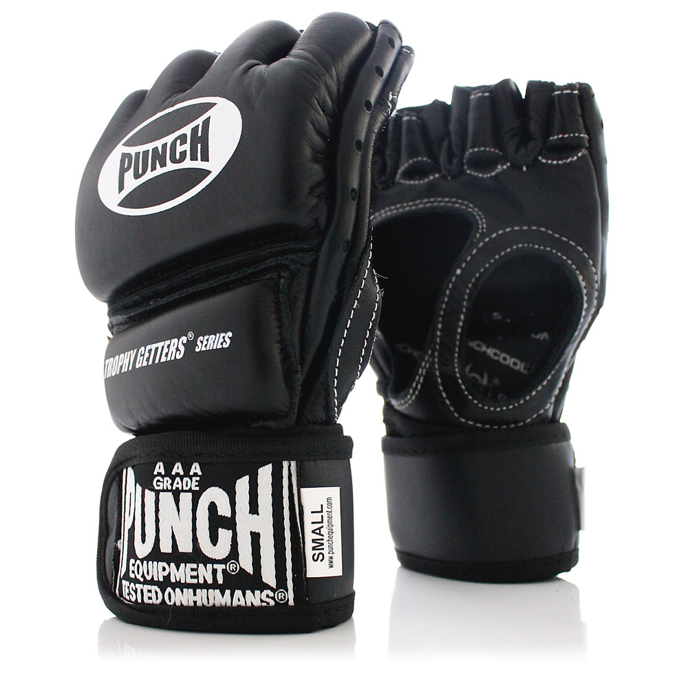 Punch MMA Competition Mitts