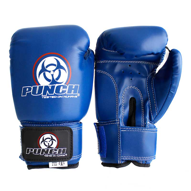 Punch Urban 4oz Junior Boxing Gloves