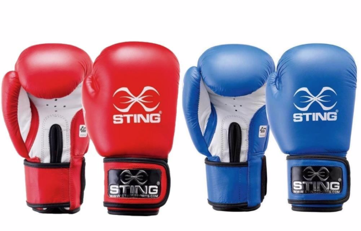 Sting AIBA Boxing Gloves