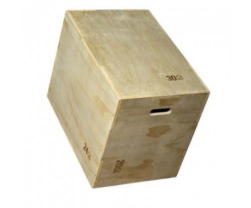 Wooden 3in1 Plyo Box