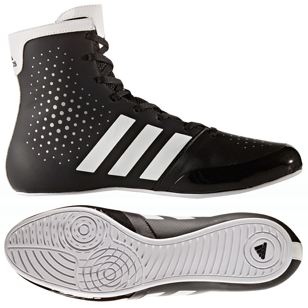 Adidas KO Legend 16.2 Boxing Boots BLACK