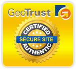 GeoTrust secured